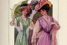 1900s Clothing & Fashion: Women / 1900 - 1909