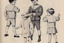 1900s Clothing: Children / 1900 - 1909