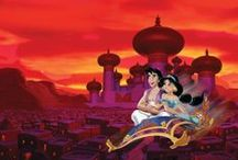 Aladdin / Tell me, princess, now when did you last let your heart decide.