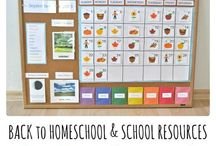 Home Schooling  / by Melissa Meow