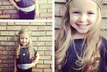Kid Fashion!  / by Melissa Meow