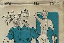 New York Pattern 1222 - Sewing Project