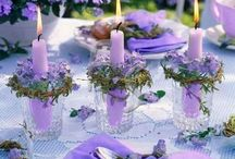Candles & Candle Holders Too / by Jackie Pena
