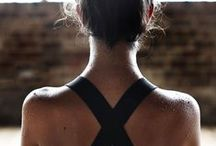 Fashion Sports / // inspiration for active wear / by Julie Zoe