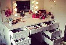 house : vanity area