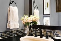 Future Home Ideas - Bathrooms / by Bethany Wesco