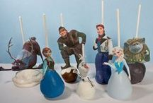 Disney's Frozen / Party ideas and printables for a Disney Frozen party featuring all of your favorite characters; Olaf, Elsa, Anna and Kristoff.  / by chicaandjo