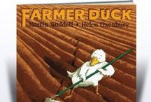 Farmer Duck / Children love the Farmer Duck story and this set of resources combines cross-curricular activities and hands-on play.