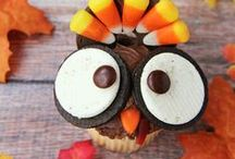 Thanksgiving Ideas / This is all about Thanksgiving - for some the most important holiday in the year. Whether it is table decoration, cute DIY projects or bright cooking ideas, we are pinning them here.