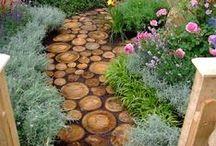 house : garden