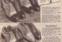 1940s Footwear: Men