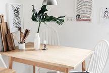 Tables / by Jo B