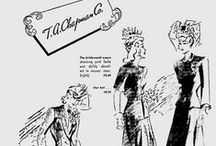1940s Milwaukee: Fashion & Clothing