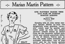 1930s Mail Order Patterns