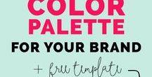 Color Scheme Generators for Your Blog or Website / Color generators, color wheels, design color scheme for your blog or website.