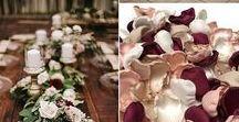 burgundy marsala bordó esküvő