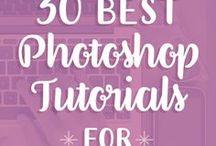 Photoshop Tips and Tricks / Photoshop tutorials