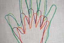 Needle Arts / Embroidery, crochet, knitting, anything related to needle arts.