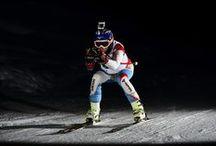 Ski Race & Skiing