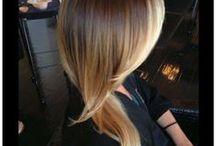 Hair / by Danielle Arnett