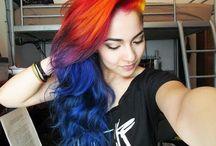 hair / by Harley Quinn