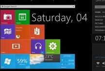 Desktop Customization / Customize your windows Desktop using RainMeter App.  / by Ajanthan (Ajan)