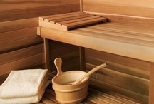 Cozy and traditional saunas