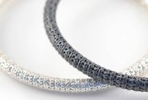 Ebba Goring Jewellery / Collection: Knit One Pearl One