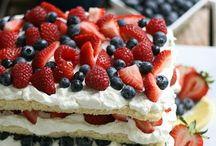 Desserts, Sweets & Treats / by Ashley Cadiz