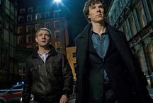 Sherlock / Hooked on Holmes / by Tabitha Weyandt