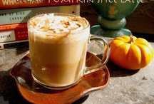 Lattes and Hot Beverages / Lattes (Hot and Chilled) & Misc. Hot Beverages #vegan / by Becky Held