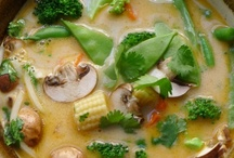 Spicy Soups & Stews  / #vegan soups & stews / by Becky Held