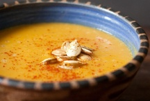 Potato or Squash Soups / by Becky Held