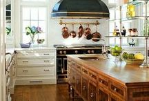 k i t c h e n / Kitchen Spaces & Décor