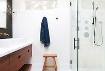 b a t h r o o m / Bathroom Spaces & Décor