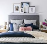b e d r o o m / Bedroom Spaces & Décor