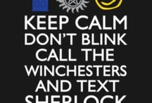 Superlock (and other fandoms) / So this board covers mostly supernatural and sherlock. But it also has other fandoms that i love! for anything Harry Potter or Doctor Who i have separate boards for those (Potterhead 4 life and Whovian (: ) follow those as well! Thanks everyone! / by Taylor Jolley
