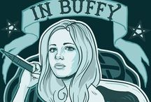 One girl in all the world, a chosen one / All things Buffy #BTVS / by Kimberly Destree