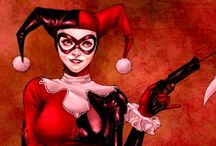 HarleyQuinn / My Obsession and Fantasy! / by Harley Quinn