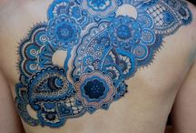 Ink and Needles / Tattoos, piercings and body mods / by Ashley Cadiz