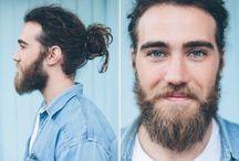 MAN HAIR / by Brittany Bellamy