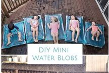 Water Fun / Fun water activities for the kids