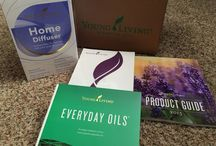 Young Living Essential Oils Emporium / by Jaylene H