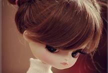 dolls / by Tabitha Weyandt