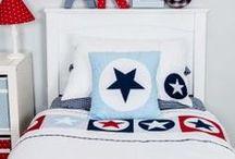 Mini Rock Stars and Little Stargazers Bedroom