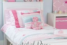 Sweetest of Dreams Girl's Bedding