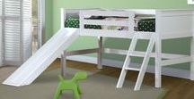 Cool beds for kids / When a standard bed just wont cut the mustard!
