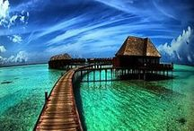 Awesome vacation spots / by Amber Scarborough