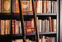 Bookcases / by ourjennericlife