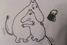 Moomin and Tove Jansson / by Ulrika Reinholdsson
